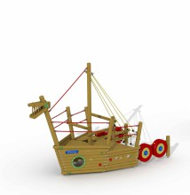 Viking Boat Stem Crow S Nest Europlay
