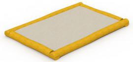 Bac à sable en robinier (3 x 2 m)