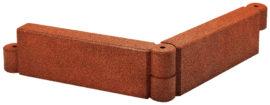 Bordurette modulaire pour bac à sable Eco-flex
