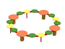Story cirkel (16 seats)
