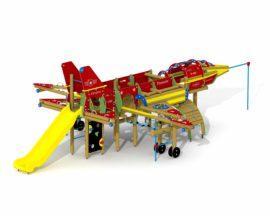 Tornado (plastic slide)