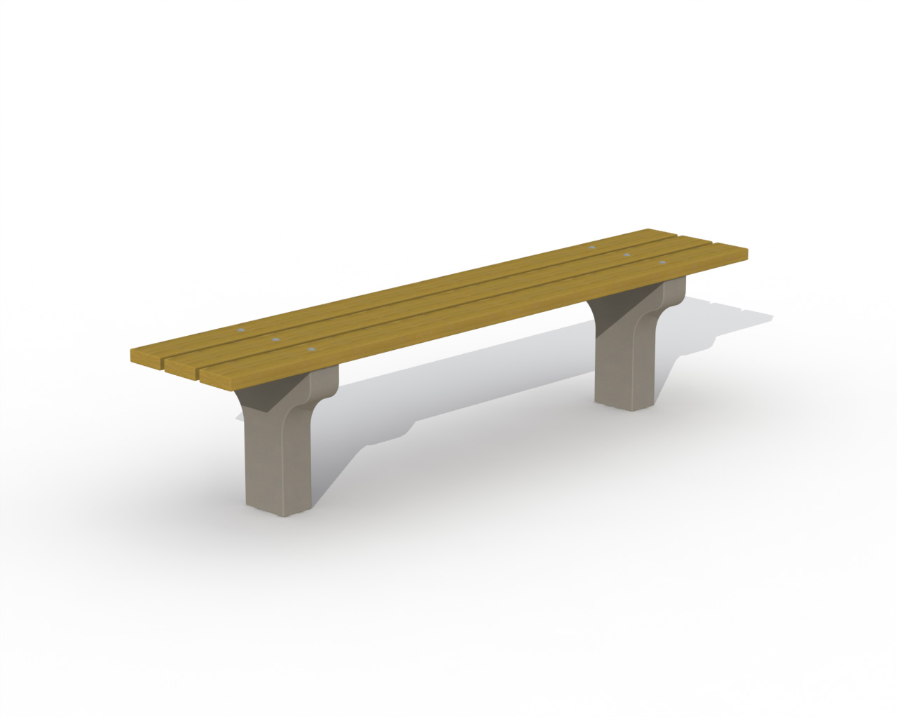 Surprising Concrete Benches With Wood Slats Without Back Rest Classic Beatyapartments Chair Design Images Beatyapartmentscom
