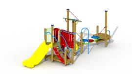 The Pied Piper of Hamelin (plastic slide)