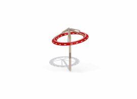 Flying spinner