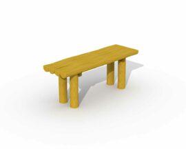 Table en Robinier