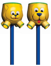 Attrape-ballon chien/chat